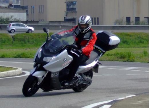 BMW C600 Sport: provato il maxy scooter tedesco - Foto 34 di 39