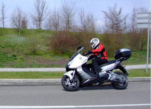 BMW C600 Sport: provato il maxy scooter tedesco - Foto 39 di 39