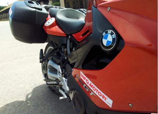 BMW F 800 GT: provata su strada la tourer tedesca - Foto 16 di 22
