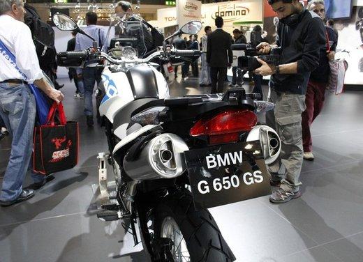 BMW G 650 GS Sertão - Foto 8 di 27