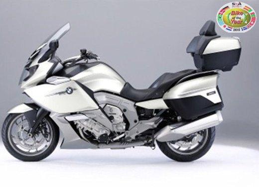 BMW K 1600 GT/GTL moto dell'anno 2011 - Foto 2 di 25