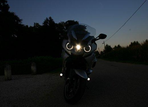 BMW K 1600 GT/GTL moto dell'anno 2011 - Foto 3 di 25