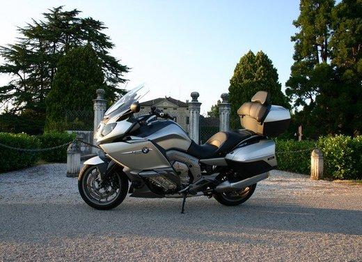 BMW K 1600 GT/GTL moto dell'anno 2011 - Foto 10 di 25