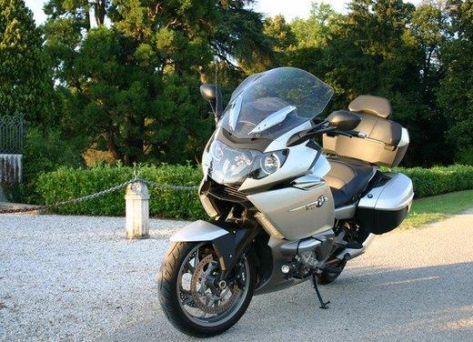 BMW K 1600 GT/GTL moto dell'anno 2011 - Foto 4 di 25