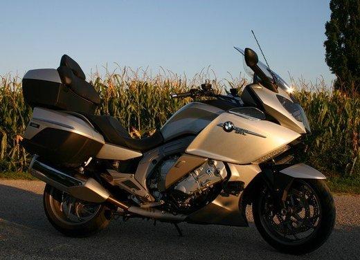 BMW K 1600 GT/GTL moto dell'anno 2011 - Foto 5 di 25