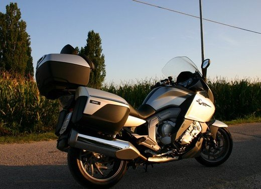 BMW K 1600 GT/GTL moto dell'anno 2011 - Foto 6 di 25