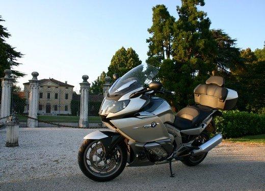 BMW K 1600 GT/GTL moto dell'anno 2011 - Foto 7 di 25