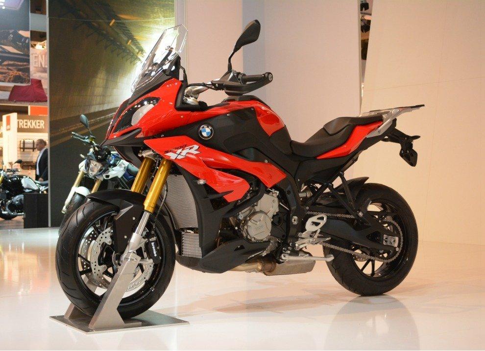BMW novità moto 2015