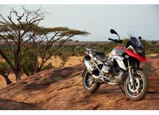 BMW Motorrad, crescono le vendite a luglio 2013 - Foto 2 di 5
