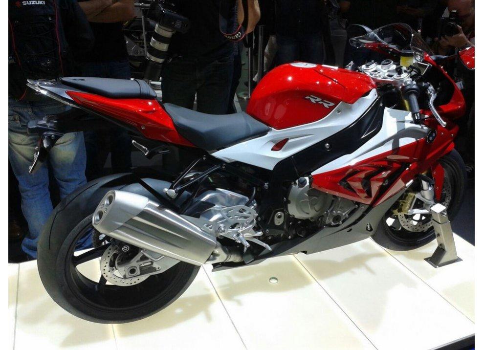 BMW Motorrad presenta ad Intermot la  S 1000 RR ed altre due novità