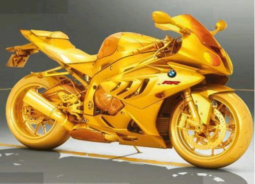 Bmw Motorrad, una gallery delle moto più strane e simpatiche - Foto 14 di 20
