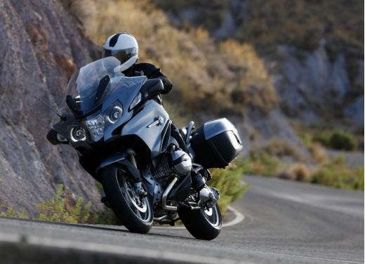 BMW presenta R1200RT e R1200GS Adventure - Foto 6 di 8