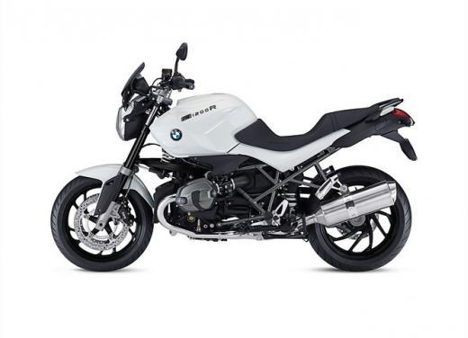 BMW R 1200 R DarkWhite