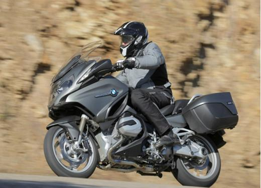 BMW R 1200 RT test ride - Foto 1 di 36