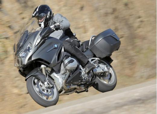 BMW R 1200 RT test ride - Foto 3 di 36
