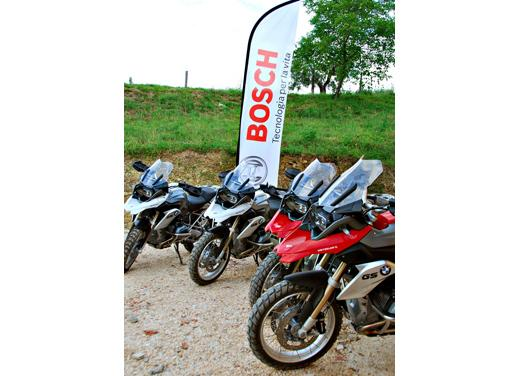 Bosch e BMW GS Academy: un'accoppiata TERRAficante - Foto 3 di 19
