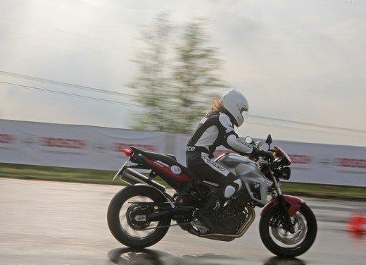 ABS Bosch, test ride del sistema antibloccaggio a Vairano - Foto 18 di 53