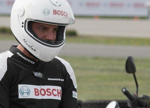 ABS Bosch, test ride del sistema antibloccaggio a Vairano - Foto 45 di 53