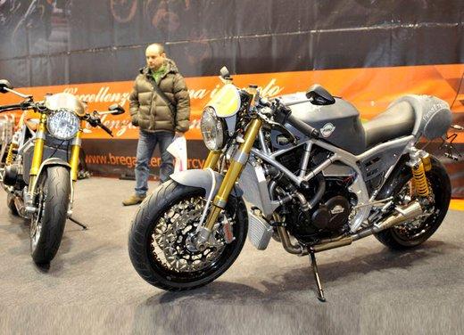 Breganze SF 750 al Motor Bike Expo 2012 - Foto 3 di 17