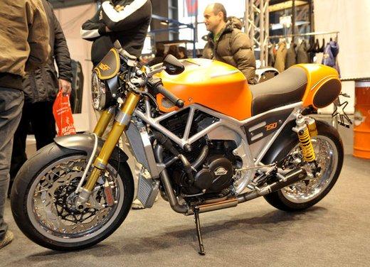 Breganze SF 750 al Motor Bike Expo 2012 - Foto 4 di 17