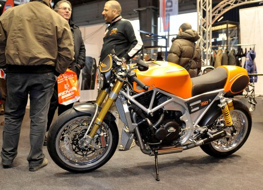Breganze SF 750 al Motor Bike Expo 2012 - Foto 1 di 17