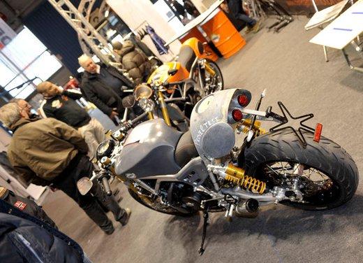 Breganze SF 750 al Motor Bike Expo 2012 - Foto 2 di 17