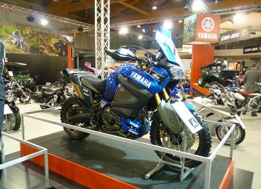 Motor Show Bruxelles 2011: le moto