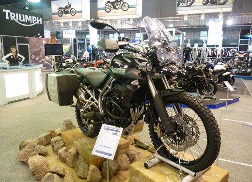 Le moto al Salone di Bruxelles 2011
