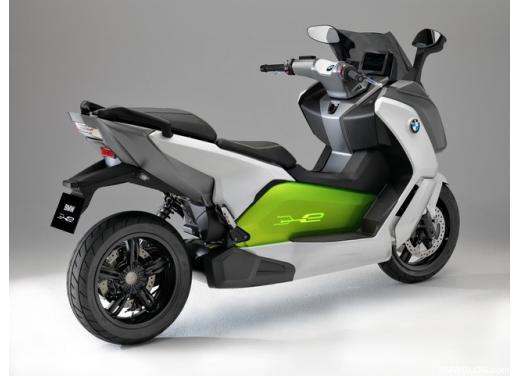 BMW C Evolution, lo scooter elettrico di BMW in versione definitiva - Foto 5 di 11