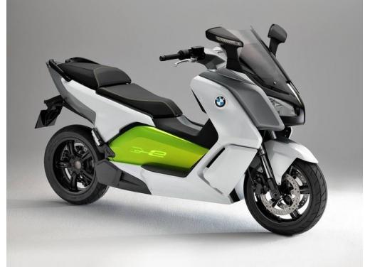 BMW C Evolution, lo scooter elettrico di BMW in versione definitiva - Foto 1 di 11