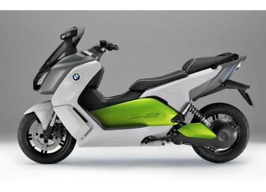 BMW C Evolution, lo scooter elettrico di BMW in versione definitiva - Foto 6 di 11