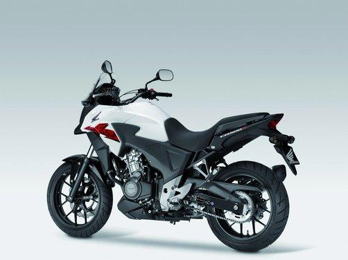 Honda CB500X - Foto 17 di 20