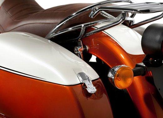 Moto Guzzi California 90° Anniversario: prezzo di 16.780 Euro - Foto 15 di 15