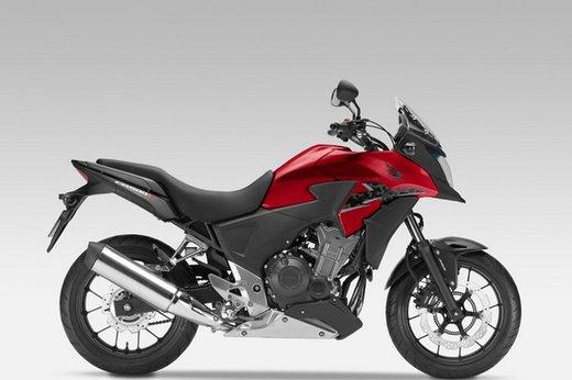 La serie Honda CB 500 in vendita da marzo con prezzi a partire da 5.500 Euro - Foto 6 di 10
