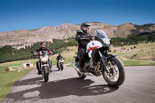 La serie Honda CB 500 in vendita da marzo con prezzi a partire da 5.500 Euro - Foto 7 di 10