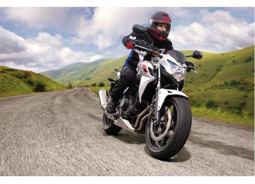 Porte Aperte novità Honda 2013: Crosstourer, NC700X, SH 125i ABS, CB500F e Gold Wing F6B in prova dal 21 al 23 marzo