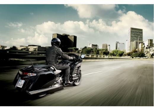 Porte Aperte novità Honda 2013: Crosstourer, NC700X, SH 125i ABS, CB500F e Gold Wing F6B in prova dal 21 al 23 marzo - Foto 2 di 5