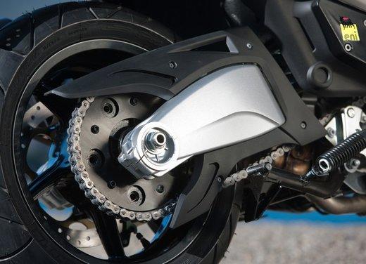 Aprilia SRV 850: prova su strada del maxi scooter sportivo di Noale - Foto 24 di 25