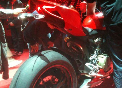 Ducati 1199 Panigale S - Foto 6 di 11