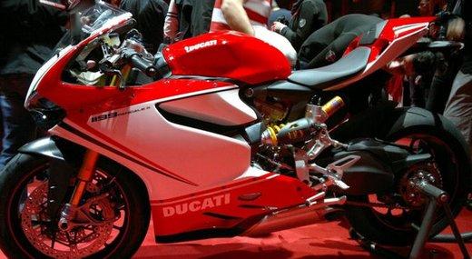 Ducati 1199 Panigale S - Foto 7 di 11