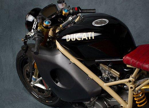 """Ducati 1098 R """"Flash Back"""" by Mr. Martini - Foto 8 di 10"""