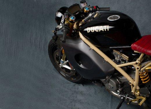 """Ducati 1098 R """"Flash Back"""" by Mr. Martini - Foto 7 di 10"""