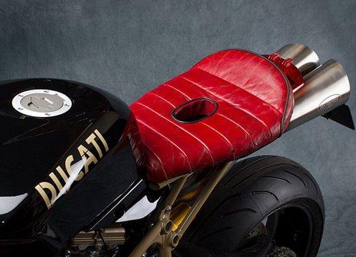 """Ducati 1098 R """"Flash Back"""" by Mr. Martini - Foto 9 di 10"""