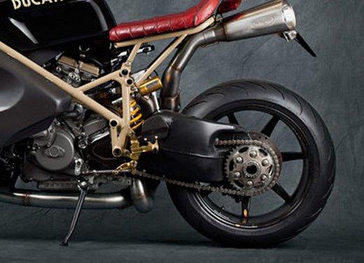 """Ducati 1098 R """"Flash Back"""" by Mr. Martini - Foto 10 di 10"""