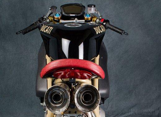 """Ducati 1098 R """"Flash Back"""" by Mr. Martini - Foto 6 di 10"""