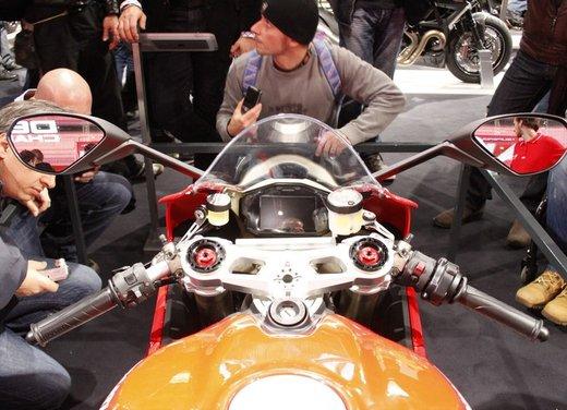 Ducati 1199 Panigale S e Troy Bayliss al Ducati Riding Experience 2012 - Foto 4 di 36