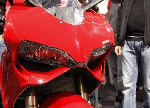 Ducati 1199 Panigale S e Troy Bayliss al Ducati Riding Experience 2012 - Foto 8 di 36