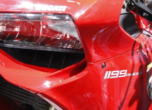 Ducati 1199 Panigale S e Troy Bayliss al Ducati Riding Experience 2012 - Foto 9 di 36