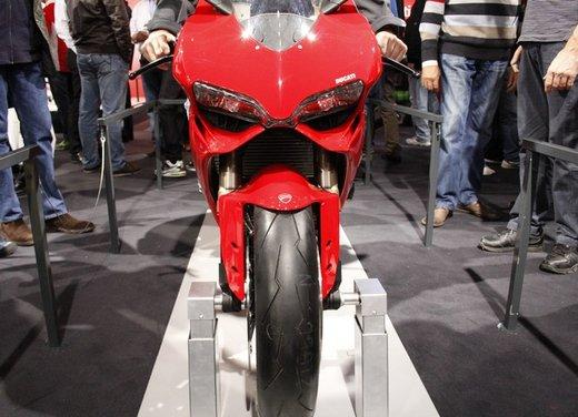 Ducati 1199 Panigale S e Troy Bayliss al Ducati Riding Experience 2012 - Foto 10 di 36