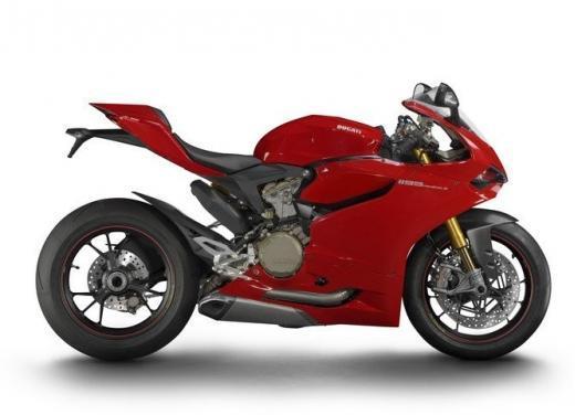 Ducati 1199 Panigale in arrivo edizione 2014 - Foto 1 di 8